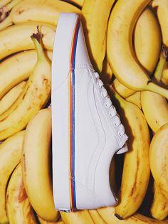 Rainbow Old Skool Sneaker from Free People!