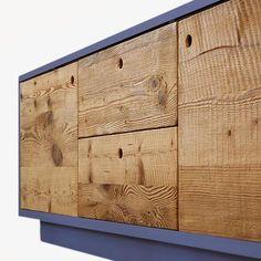 Kleines Sideboard - Dunkelgrau - alt_image_one