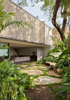 AMZ Arquitetos - Casa Belgica