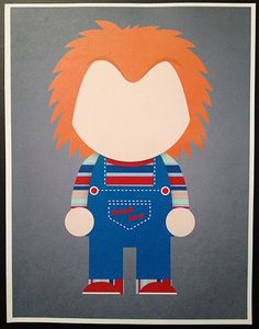 Chucky Print from Imperial Cabana