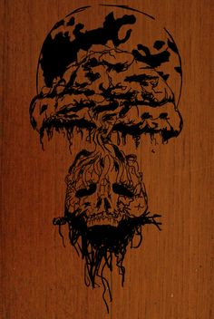 yggdrasil world tree by DallasBlackBuddha on @deviantART