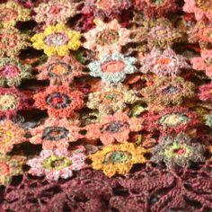 Etole Sophie Digard crochet modèle Louise