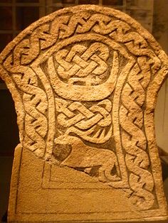 Viking carving
