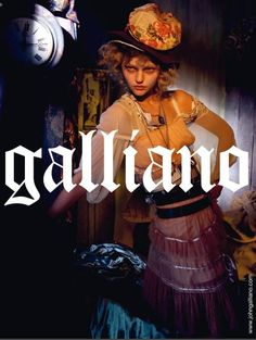Galliano collection & more