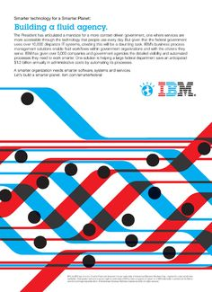 Artwork for IBM, Elizabeth Lucas