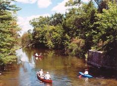 Canoeing the Chippewa River - Mt. Pleasant, Michigan #puremichigan
