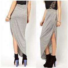 Asymmetrical skirts HT625EA