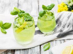 Lemon & Basil Gin Tonic