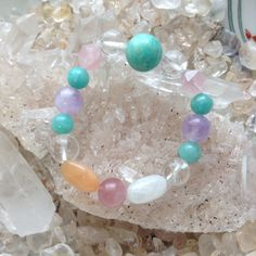 Stone bracelet by yacatch