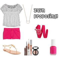 """""""Zayn Proposing #Imagine"""" by calm-it-curly on Polyvore"""