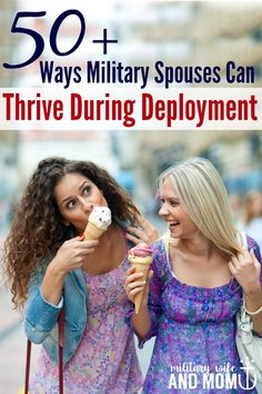 Are you a military spouse looking for things to do during deployment? LOVE this…