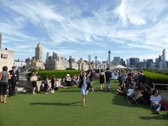 Rooftop Cafe at the Met