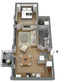 Chambre avec verrière - PLANETE DECO a homes world