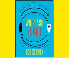 """Whiplash River"" by Lou Berney goes on sale July 10, 2012. This is the second novel featuring former wheel-man Charles ""Shake"" Bouchon. His first book ""Gutshot Straight"" was nominated for a Barry Award for best debut crime novel of the year. Berney now teaches at the University of Oklahoma and Oklahoma City University and has numerous short stories, screenplays as well as TV pilots to his credit. http://www.examiner.com/article/enjoy-whiplash-river-by-lou-berney"