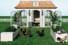 How to build a basic, Low Cost Chicken Coop, by trisha