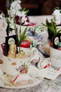 Anne of Green Gables Party Favors