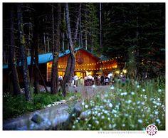 heavens peak wedding venue montana - Google Search