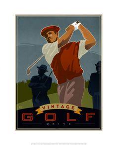 Vintage Golf, Drive