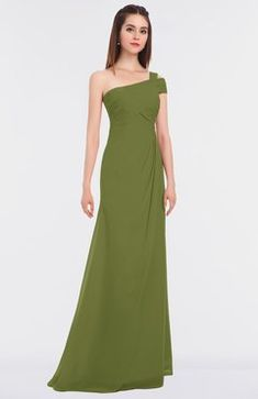 9a89365268f Green Bridesmaid Dresses Olive Green color - Page 2