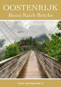 Benni Raich Brücke in Pitztal, Oostenrijk - Reislegende.nl Good Vibe, Salzburg, Railroad Tracks, Train Tracks