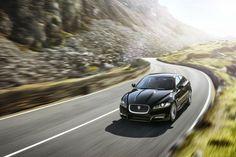 2015 Jaguar XF Sport Black