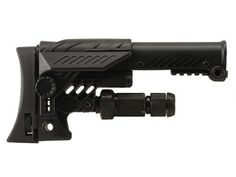 371264 Collapsible stock features adjustable cheekpiece and buttpad, along with a spring-loaded, folding monopod that offers excellent stability in...
