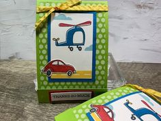 Moving Along Matchbook Party Favor Stampin' Up! - YouTube Glitter Birthday Cake, Happy Birthday Cupcakes, Birthday Cake Toppers, Birthday Cards, Star Citizen, Fun Fold Cards, Folded Cards, Video Game Cakes, Move Along