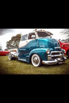 Cannonball - Chevy COE