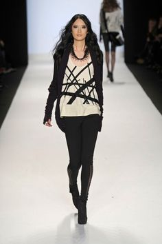 Still absolutely love this whole outfit by Mila- Project Runway