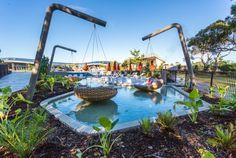 Elements of Byron resort designed Shane Thompson Architects