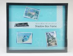 Charm visitors by displaying your coins, photos and accessories collection in this black shadow box. Shop for glass shadow boxes at Jo-Ann. Glass Shadow Box, Shadow Box Frames, Sister Christmas Presents, Fill The Frame, Black Shadow, Picture Day, Joanns Fabric And Crafts, Display Case, Taking Pictures