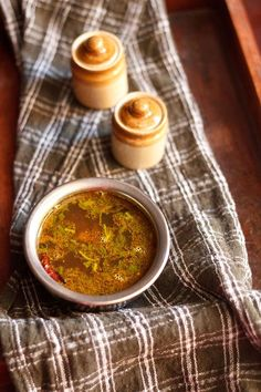 easy rasam recipe made without rasam powder. learn how to make rasam recipe at home easily with step by step photos. this rasam is sour, spicy & body warming. its best to have rasam in chilly winters or when you are suffering from cough and cold. Papri Chaat Recipe, Shorba Recipe, Papdi Chaat, Veg Recipes Of India, Indian Veg Recipes, Good Healthy Recipes, Vegetarian Recipes, Cooking Recipes, Healthy Soup