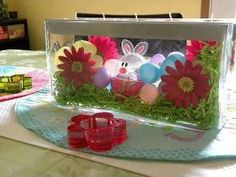 45 Days till Easter, get this customizable center piece for your Easter Dinner table.  You choose $65 or $18 or FREE visit my website www.partylite.biz... to schedule your party.