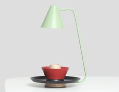 """for Inyard  Check out new work on my @Behance portfolio: """"Conik Table Lamp""""…"""