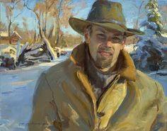 Tutt'Art@ | Pittura * Scultura * Poesia * Musica | : Daniel F. Gerhartz 1965 | American Figurative painter
