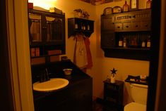 primative bathroom images - Yahoo Image Search Results
