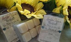 Harvest Berry Tarts Soy Wax Clamshell Mabon Samhain by HoneyVineMagickals on…