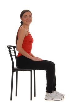 Sådan bliver du dryp-fri uden knibeøvelser - Women Health Tips Quick Workout Routine, Fast Workouts, At Home Workouts, Stretching Exercises For Seniors, Leg Exercises, Stretches, Fitness Senior, Isometric Exercises, Leg Workout At Home