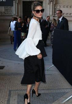 Olivia Palermo Paris 2016