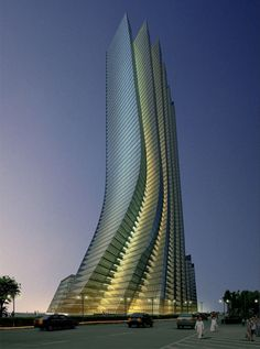 Empire Tower, Albu Dhabi Al Reem Island, Shams District