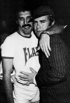 Freddie Mercury et Elton John
