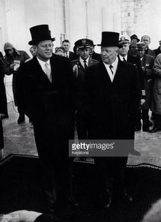 1961. 20 Janvier. Jfk. Inauguration Day - Keystone (recadrage)