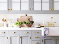 Get on board with the biggest new kitchen trend.