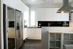 Upea uusi keittiö – Suunnittelukohteeni   Esmeralda's