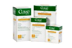 """CURAD Sterile Xeroform Gauze ( DRESSING, GAUZE, XEROFORM, CURAD, 4""""X4"""",ST ) 25 Each / box by Med Industries. $50.16. (HCPCS Code: A6222) CURAD Sterile Xeroform Gauze ( DRESSING, GAUZE, XEROFORM, CURAD, 4""""X4"""",ST ) 25 Each / box. Dimensions: Not Available ; Petrolatum gauze with xeroform, a medicating and deodorizing agent with 3% Bismuth Tribromophenate. Occlusive non-adherent dressing contraindicated for draining wounds. Sterile, latex-free. Product licensed and manuf..."""