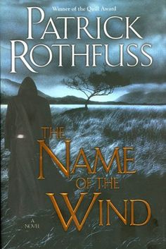 The Name of the Wind (Kingkiller Chronicles Series #1)  One of the best books i've ever read <3