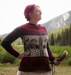 Ravelry: Pinkilicious7's Viking Boat Sweater