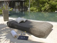 Seven outdoor lounge beds to relax in comfort - Hometone - Home Automation and Smart Home Guide