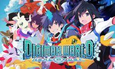 Análisis Digimon World Next Order