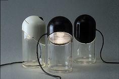 Cirillo lamp by Laura Mandelli Guzzini 1976-1981